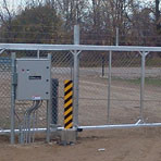 Tymetal – Fortress Cantilever Sliding Gates – Heavy Duty (up to 30′)