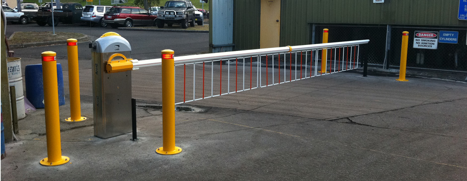 Parking Control Systems Motorized Gates Automatic