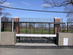 Tymetal – Fortified Impact Gate System