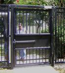 Tymetal – Pedestrian Swing Gate