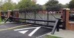 Tymetal – TCG-12 Cantilever Slide Gate